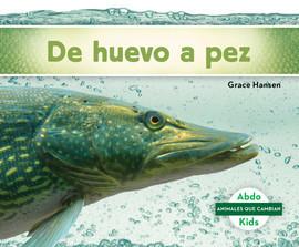 Cover: De huevo a pez