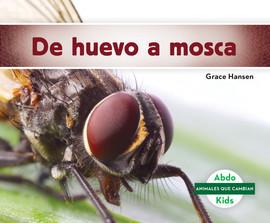 Cover: De huevo a mosca