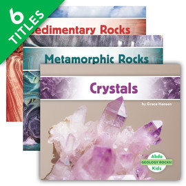 Cover: Geology Rocks! Set 2