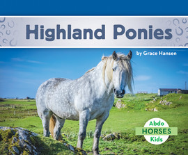 Cover: Highland Ponies