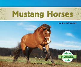 Cover: Mustang Horses