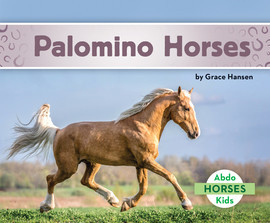 Cover: Palomino Horses