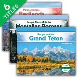 Cover: Parques Nacionales (National Parks Set 2)