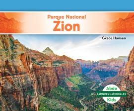 Cover: Parque Nacional Zion (Zion National Park)