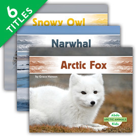 Cover: Arctic Animals