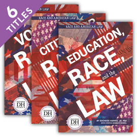 Cover: Race and American Law