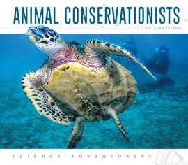 Cover: Animal Conservationists