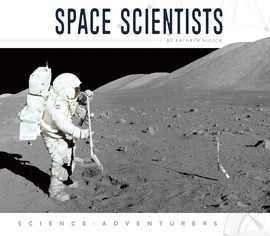 Cover: Space Scientists