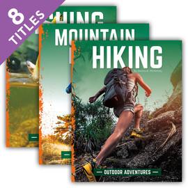 Cover: Outdoor Adventures