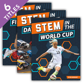 Cover: STEM in the Greatest Sports Events