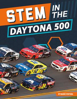 Cover: STEM in the Daytona 500