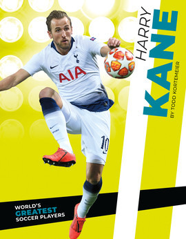 Cover: Harry Kane
