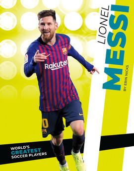 Cover: Lionel Messi