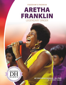Cover: Aretha Franklin: Legendary Singer