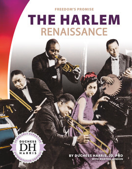 Cover: The Harlem Renaissance