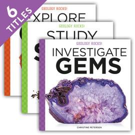 Cover: Geology Rocks!
