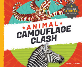 Cover: Animal Camouflage Clash