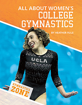 Cover: All About Women's College Gymnastics
