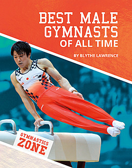Cover: Best Male Gymnasts of All Time