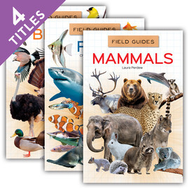 Cover: Field Guides for Kids