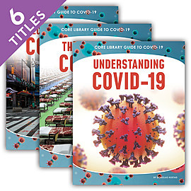 Cover: Core Library Guide to COVID-19