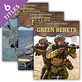 Cover: Xtreme Armed Forces