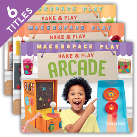 Cover: Makerspace Play