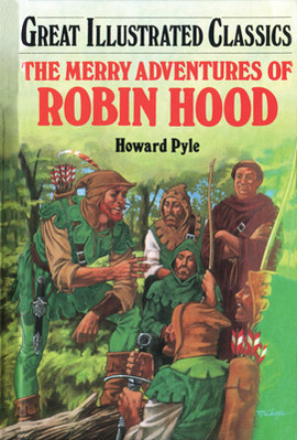 Cover: Merry Adventures Of Robin Hood
