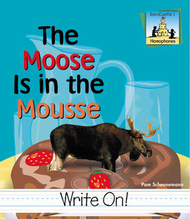 Cover: Moose Is In Mousse