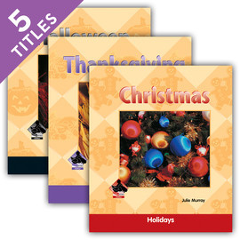 Cover: Holidays Set 1