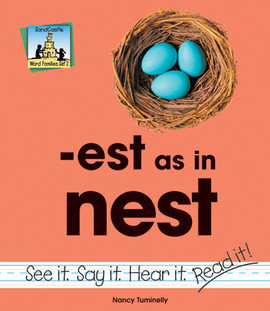 Cover: Est As In Nest