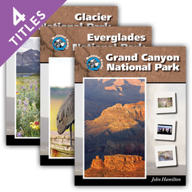 Cover: National Parks Set 1