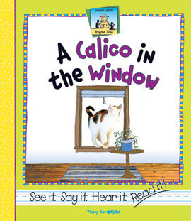 Cover: Calico In The Window
