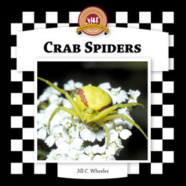 Cover: Crab Spiders