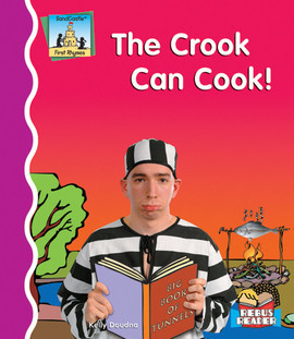 Cover: Crook Can Cook!