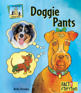Cover: Doggie Pants