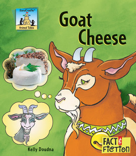 Cover: Goat Cheese