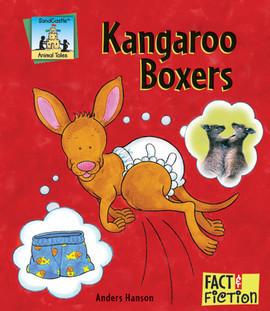 Cover: Kangaroo Boxers