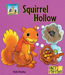 Cover: Squirrel Hollow