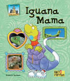Cover: Iguana Mama