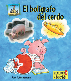 Cover: El boligrafo del cerdo