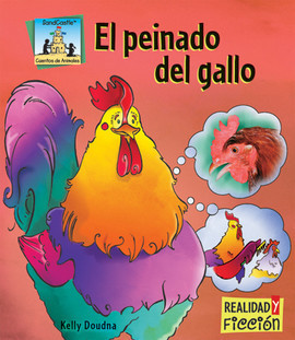 Cover: El peinado del gallo