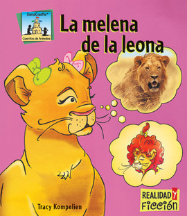 Cover: La melena de la leona