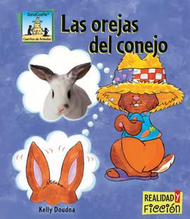 Cover: Las orejas del conejo