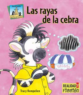 Cover: Las rayas de la cebra