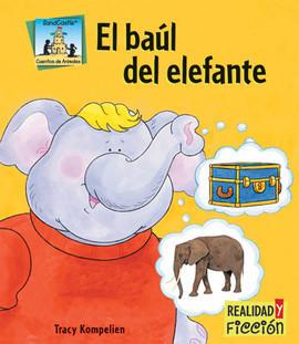 Cover: El baul del elefante