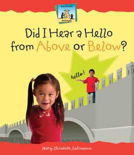 Cover: Did I Hear a Hello from Above or Below?