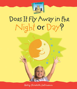 Cover: Does It Fly Away in the Night or Day?