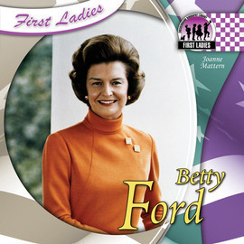 Cover: Betty Ford