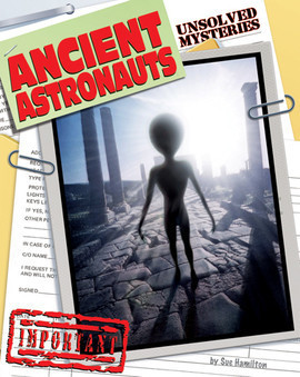 Cover: Ancient Astronauts